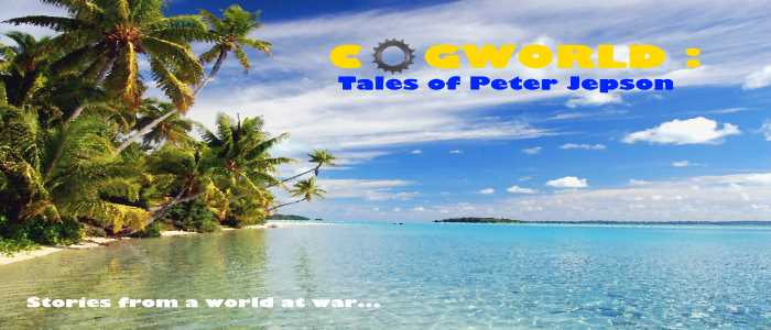 Cogworld: Tales of Peter Jepson Advert