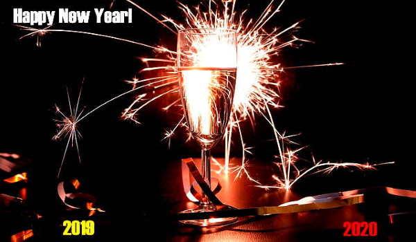 Happy New year 2019-2020!