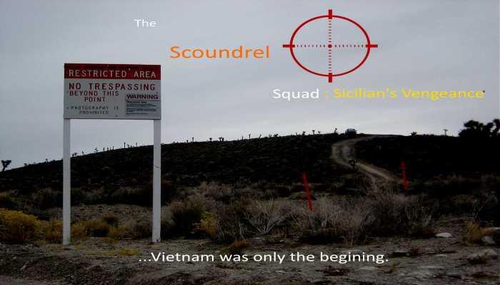 The Scoundrel Squad: Sicilian's Vengeance Advert