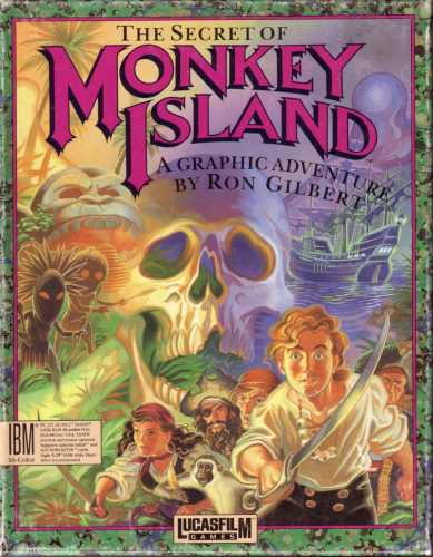 The Secret of Monkey Island: 2009 Special Edition