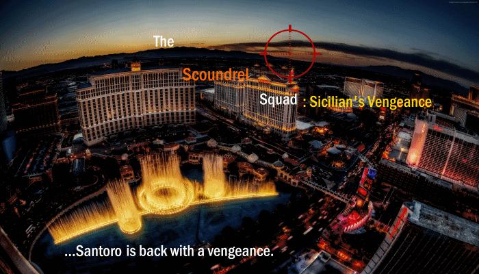 The Scoundrel Squad: Sicilian's Vengeance Advert 2